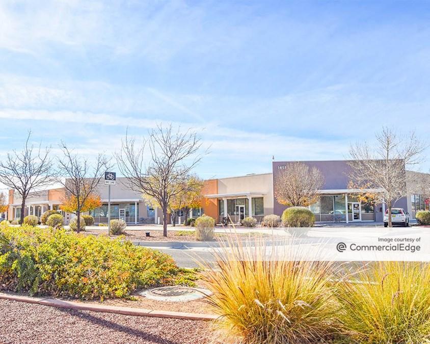 Sandia Science & Technology Park - Sandia Synergy Center