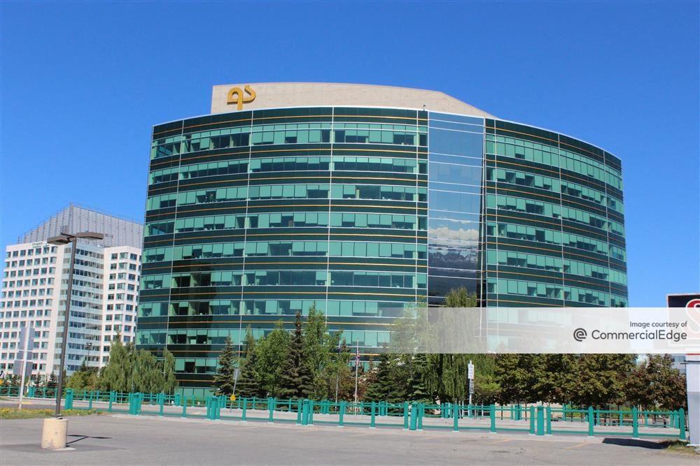 Arctic Slope Regional Corporation Building