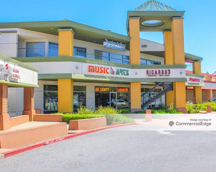 Hacienda Shopping Center