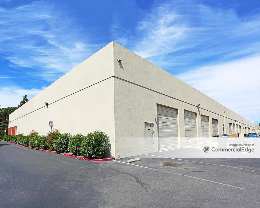 Livermore Airway Business Park - 208-336 Lindbergh Avenue & 324-396 Earhart Way