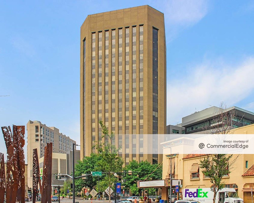 US Bank Plaza Office Suites – Downtown Boise