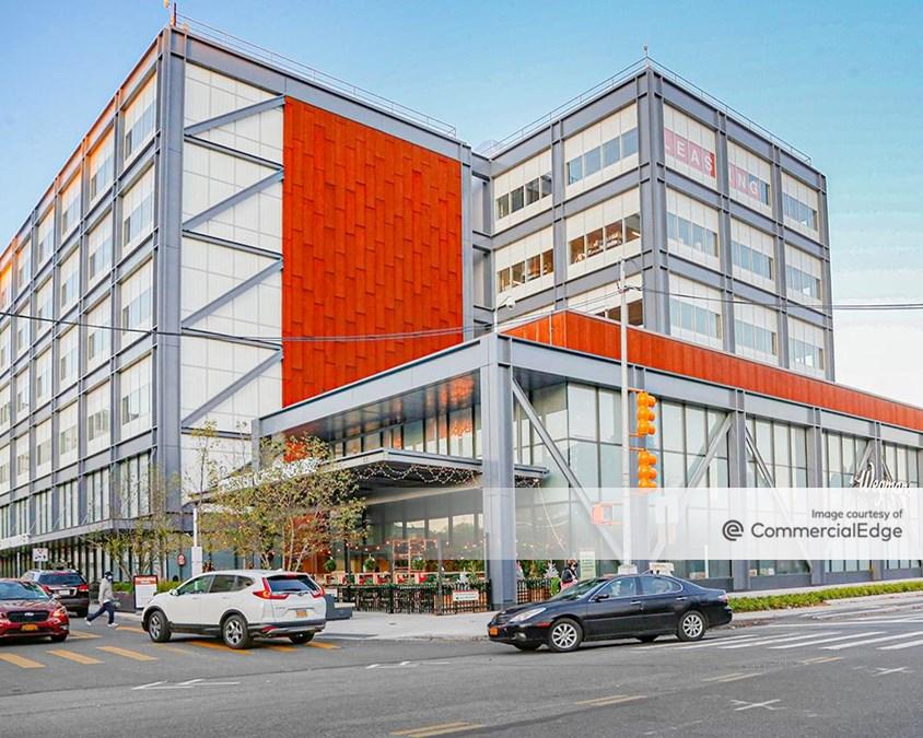 Brooklyn Navy Yard - Building 212