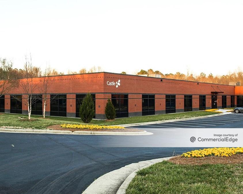 Aerial Center Executive Park - 6001 Hospitality Court