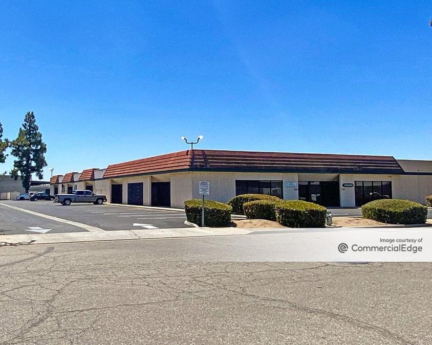 Fresno Oaks Industrial Park