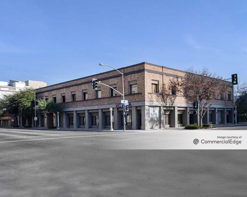 Civic Center Square - 2300 Tulare Street