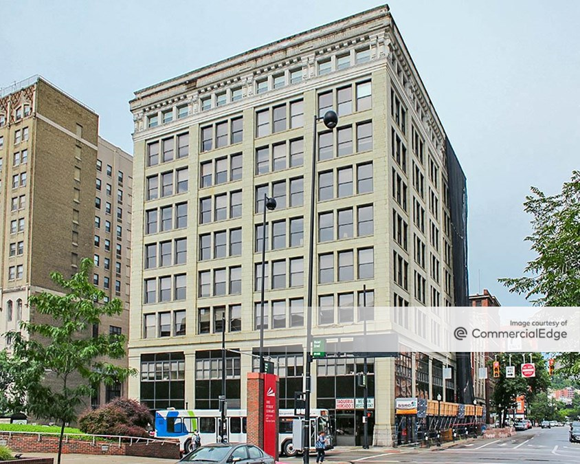 Archdiocese Of Cincinnati Building