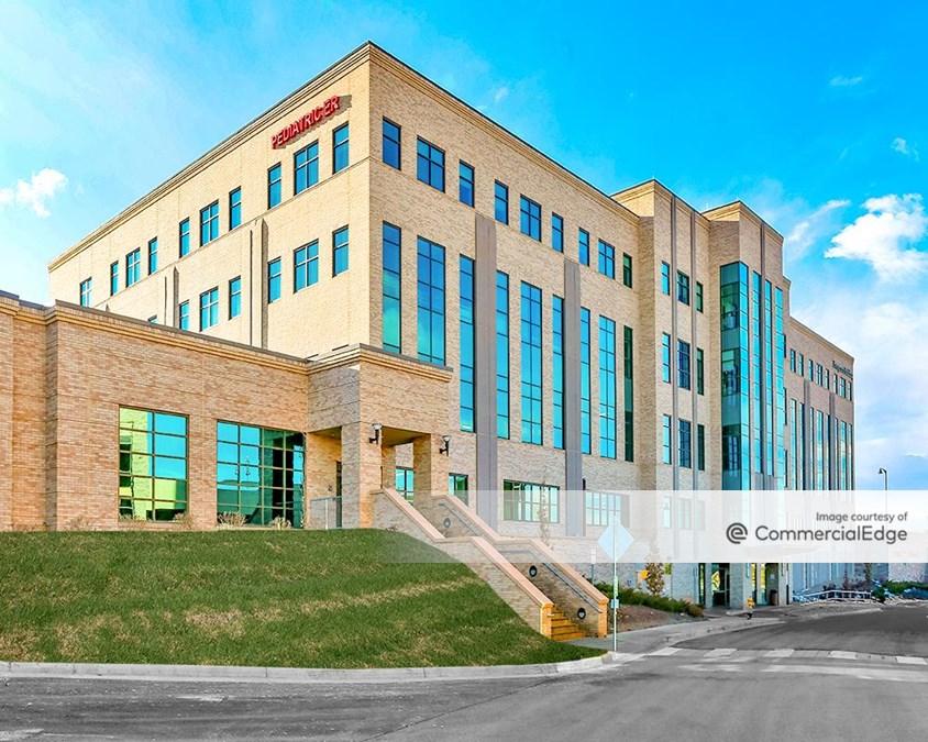 The Sky Ridge Medical Center - Evergreen Building