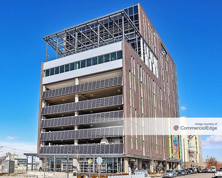 Denver Housing Authority Collaborative Resource Center
