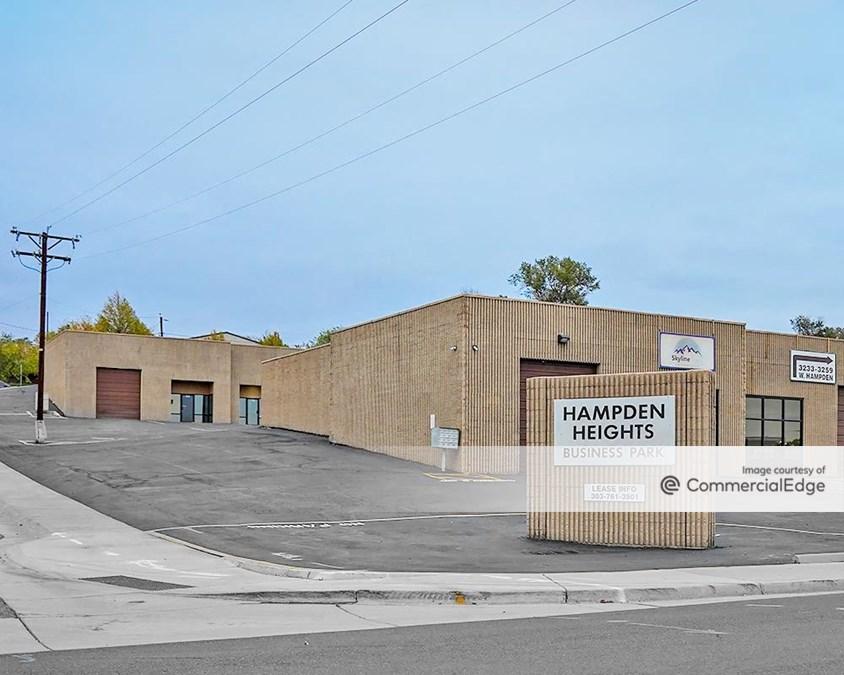 3201-3255 West Hampden Avenue