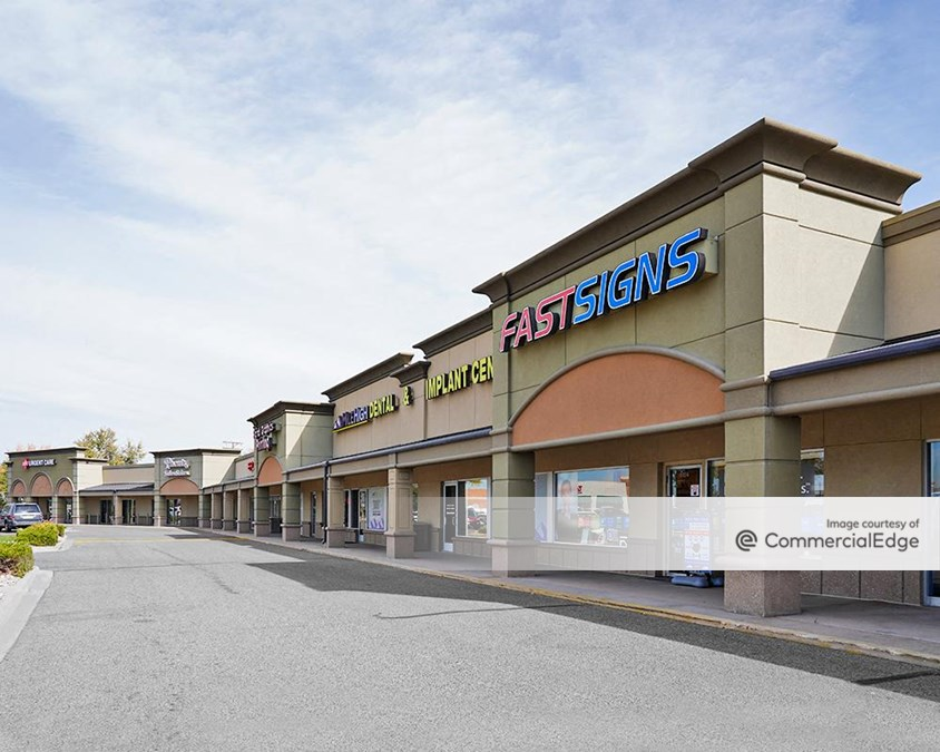 Brookridge Shopping Center