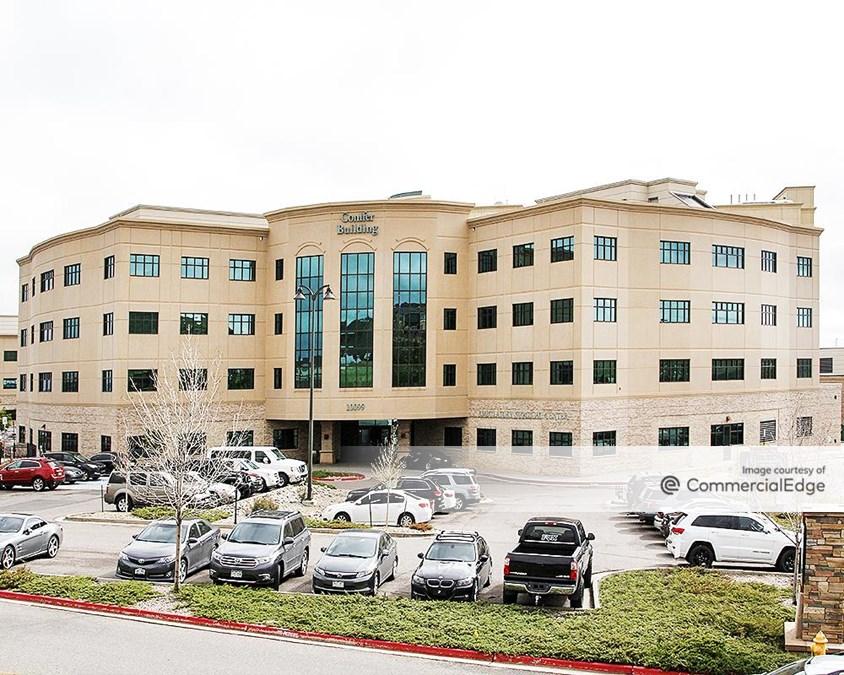 The Sky Ridge Medical Center - Conifer Building