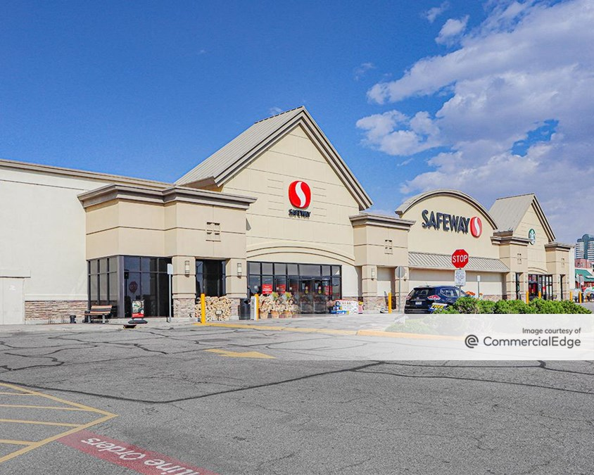 Heritage Place Shopping Center - Safeway