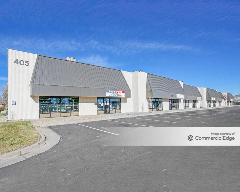 Huron Business Center