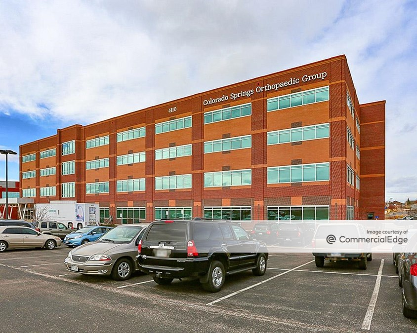 Briargate Medical Office Building at Memorial Hospital North Campus