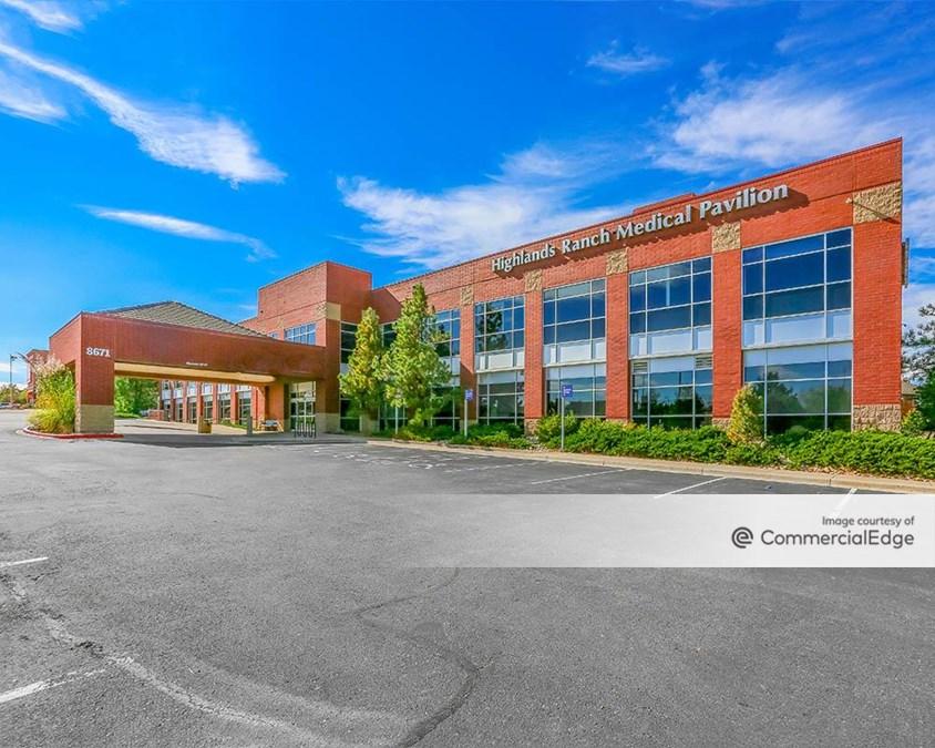 Highlands Ranch Medical Pavilion