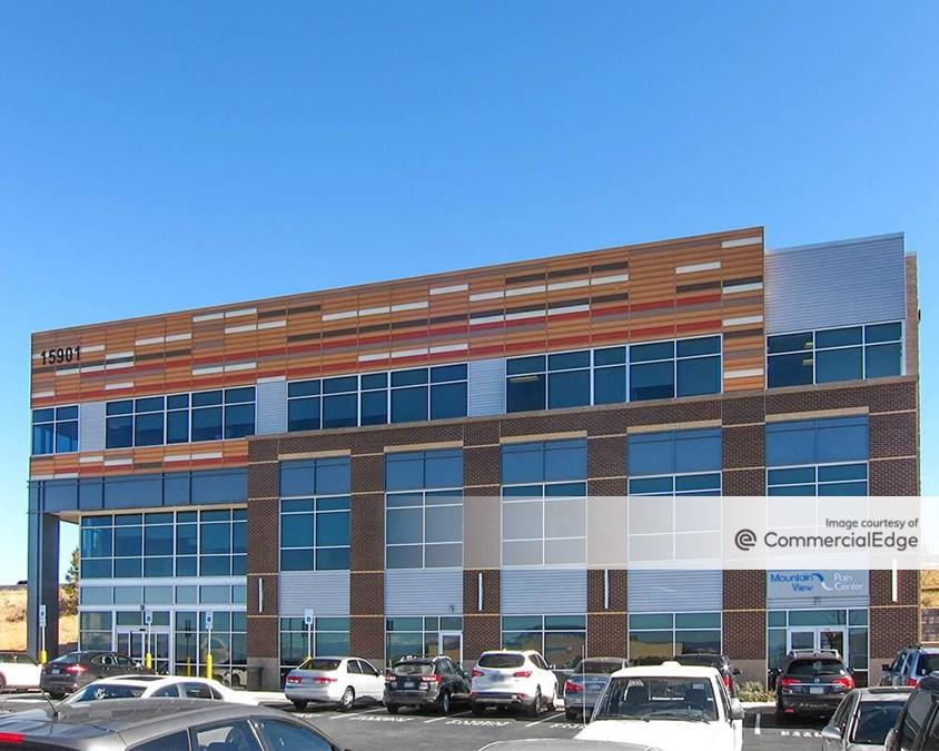 Cornerstar Healthcare Plaza