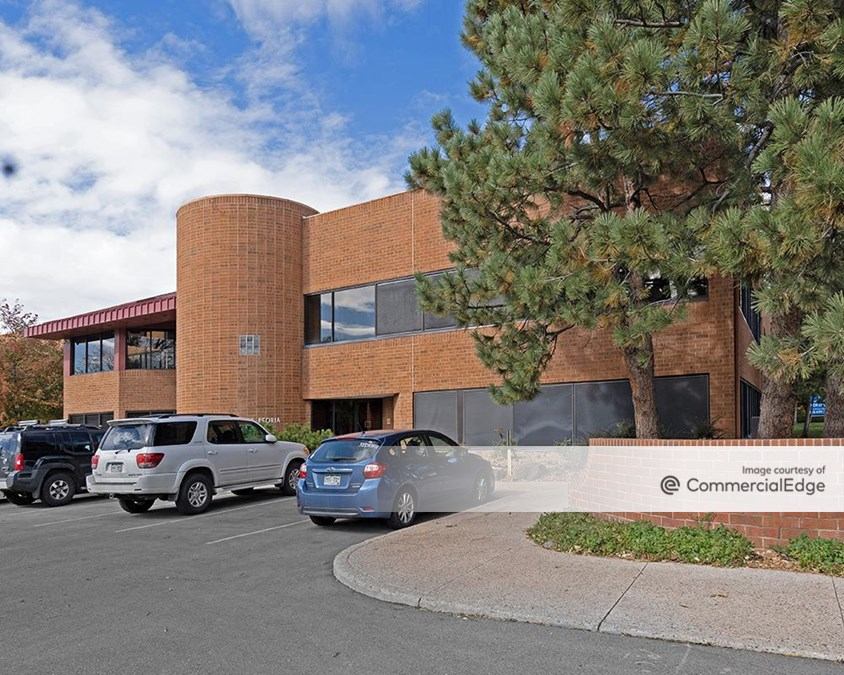 The Nine Mile Business Center - 2953 South Peoria Street