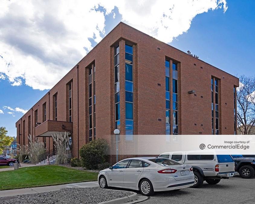 Hampden Park Building