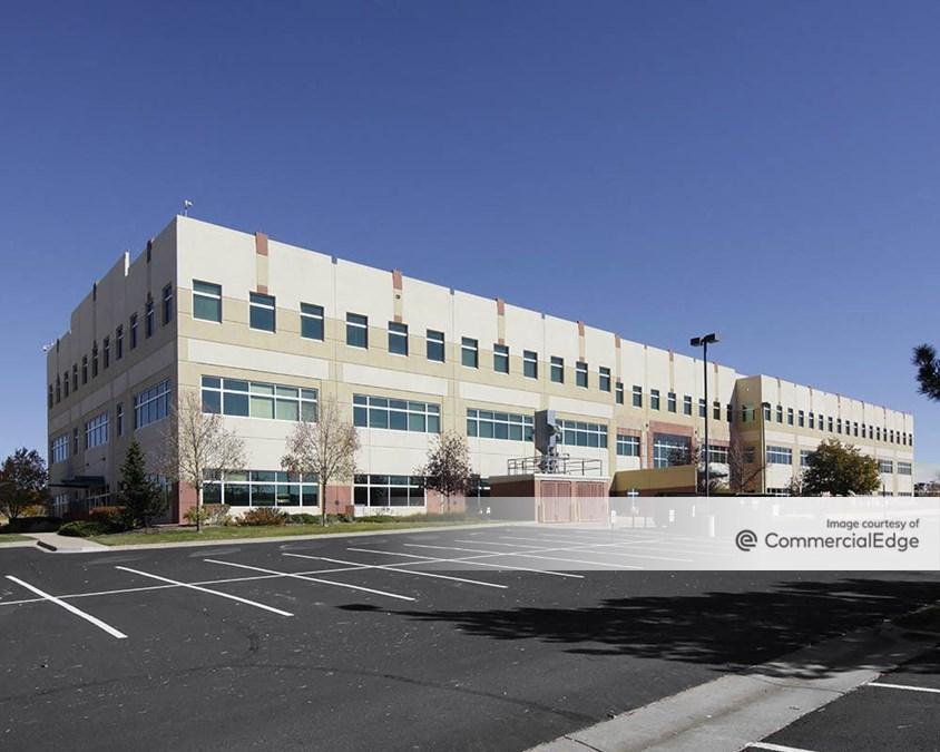 Raytheon Corporate Campus - 16510 Hughes Drive