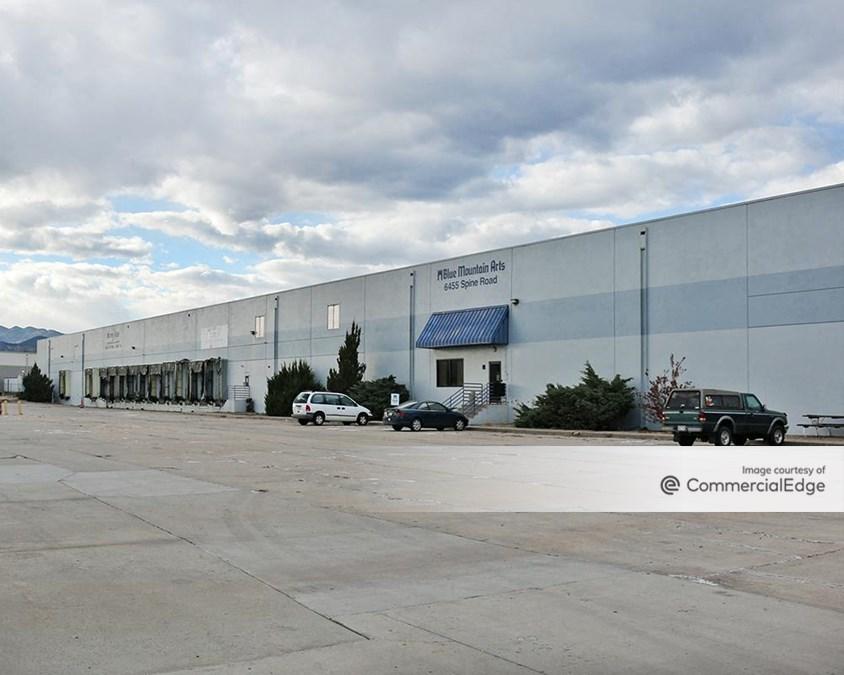 Gunbarrel Business Park - 6450 Gunpark Drive
