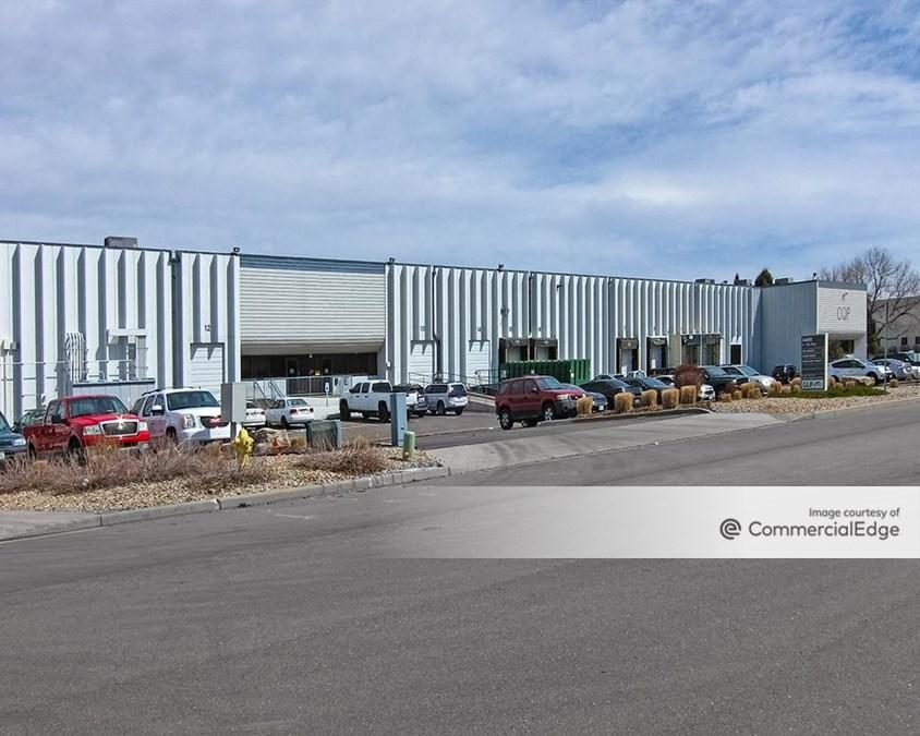 Upland Distribution Center I - Bldg 3