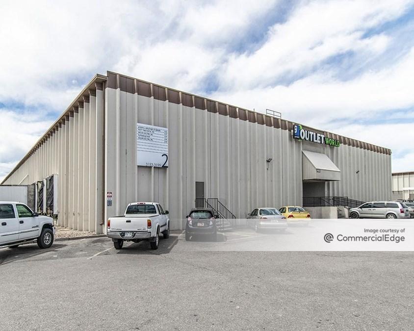 Dartmouth Industrial Park - 3155-3199 South Platte River Drive