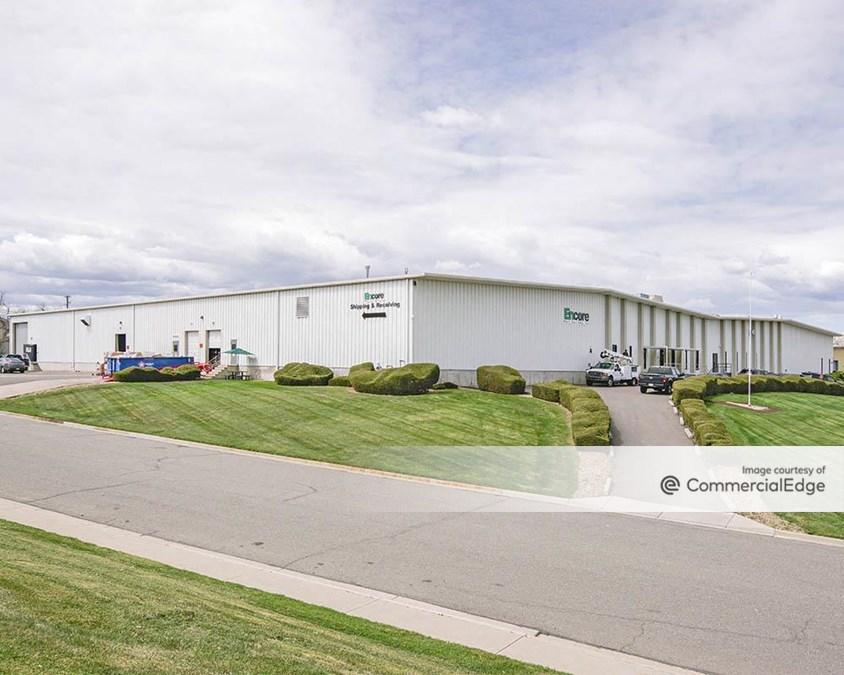 Atlas Industrial Park - 400 Burbank Street & 2300-2400 West Midway Blvd