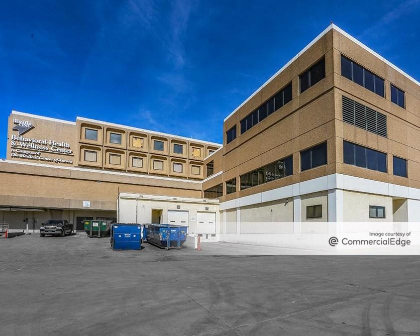 The Medical Center of Aurora North Campus - 730 & 750 Potomac Street