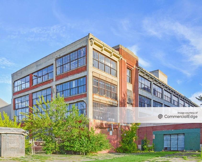 Ford Highland Park - Buildings AA & JJ