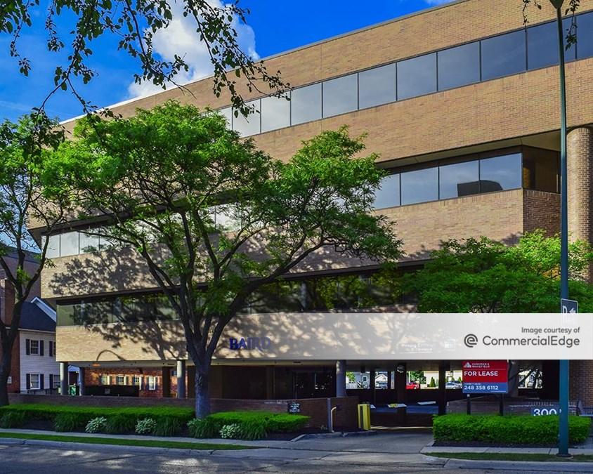 300 Park Office Building