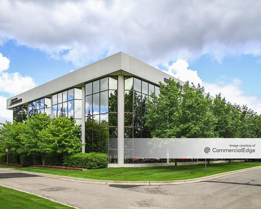 Brookfield Office Park - Building One