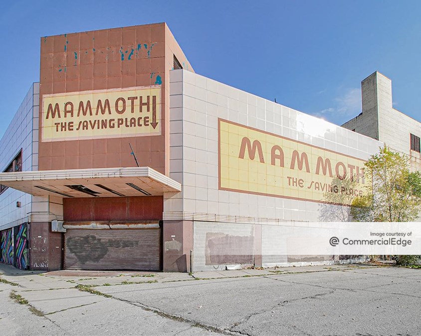 Mammoth Shopping Center