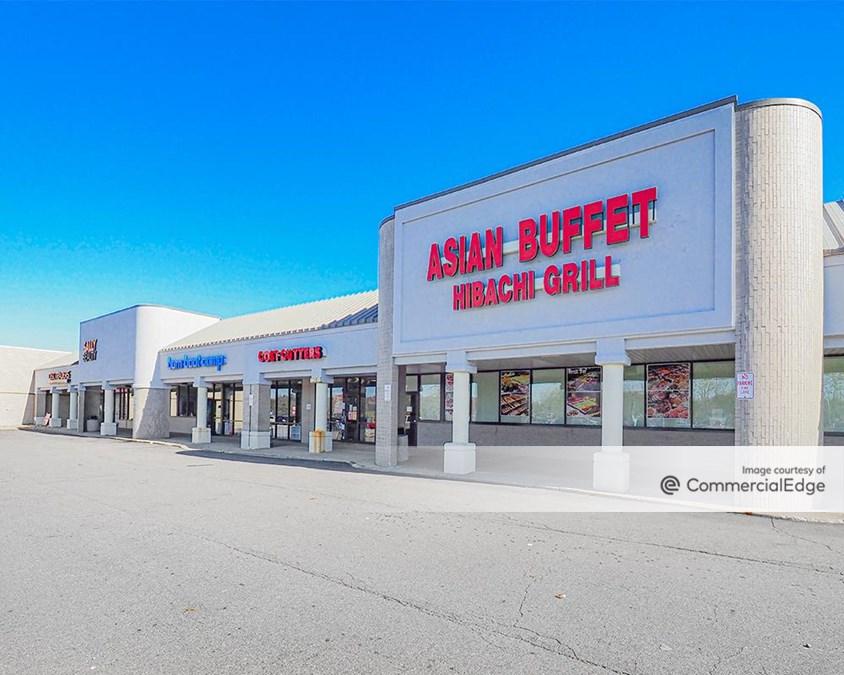 Minges Brook Mall