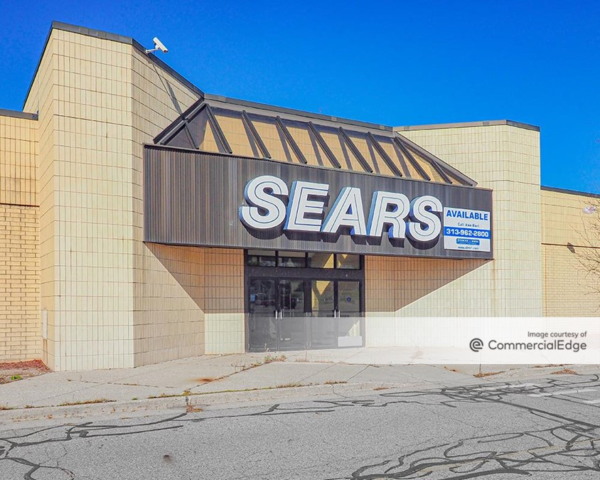 Lakeview Square Mall - Sears