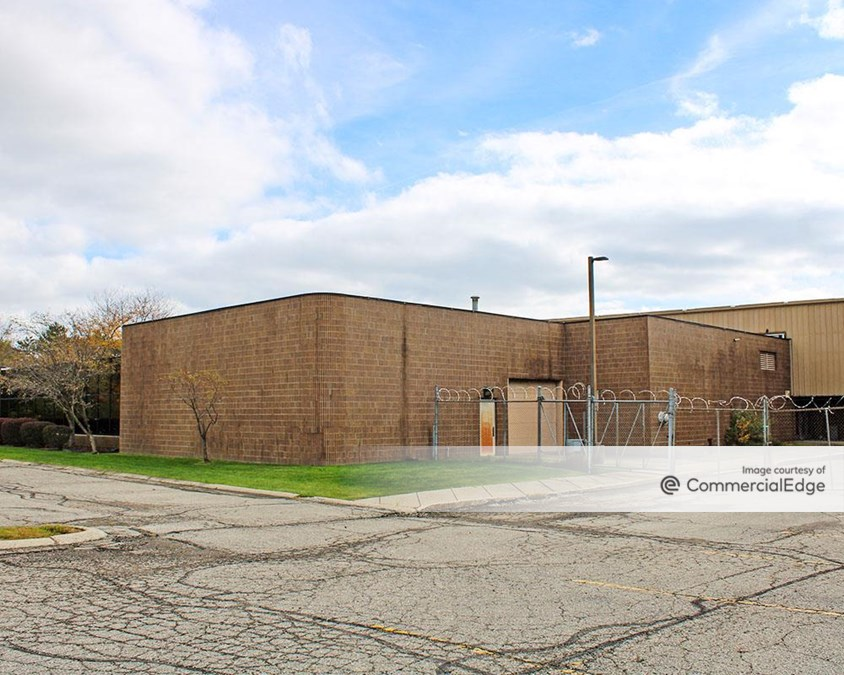 1 West Silverdome Industrial Park