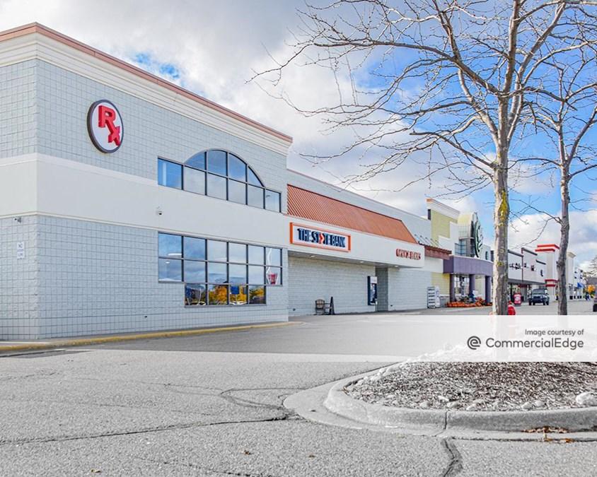 Silver Pointe Shopping Center - 18005 Silver Pkwy