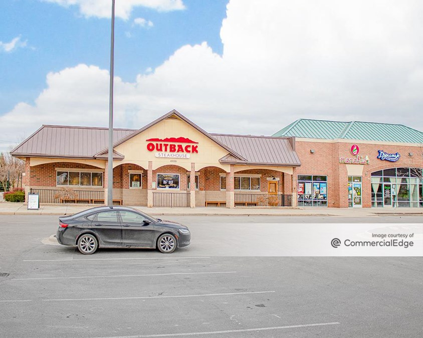 West Market Square Shopping Center