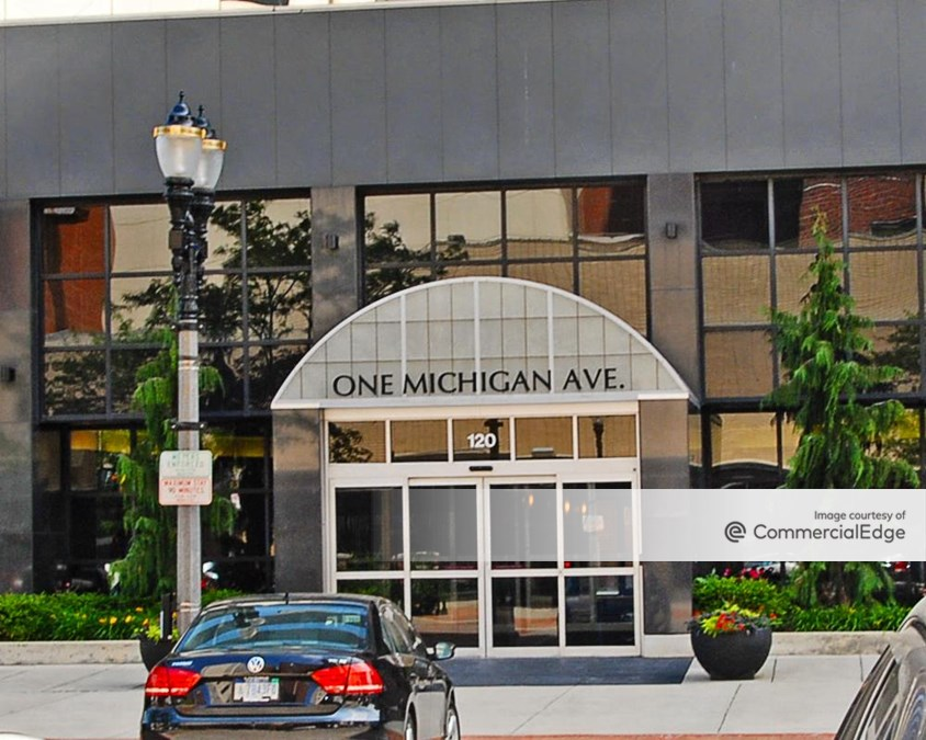 One Michigan Avenue
