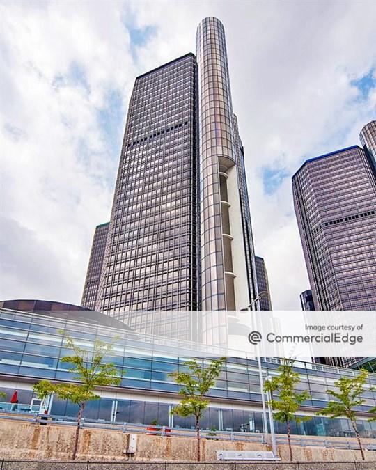 GM Renaissance Center - Tower 400
