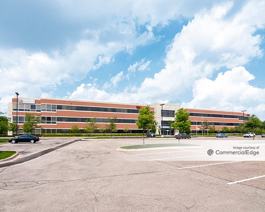Haggerty Corridor Corporate Park - 39550 West 13 Mile Road