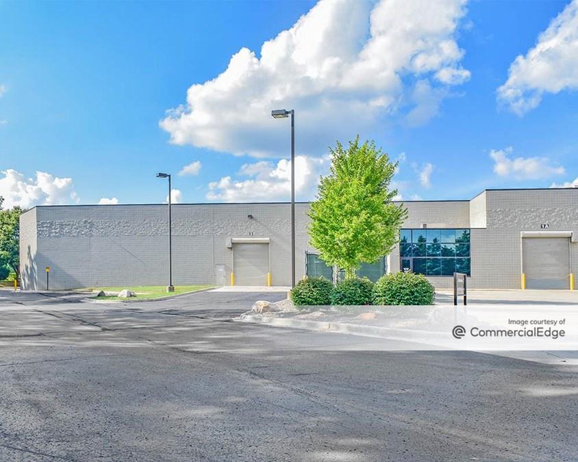 Plymouth Oaks Business Park - 43850 Plymouth Oaks Blvd