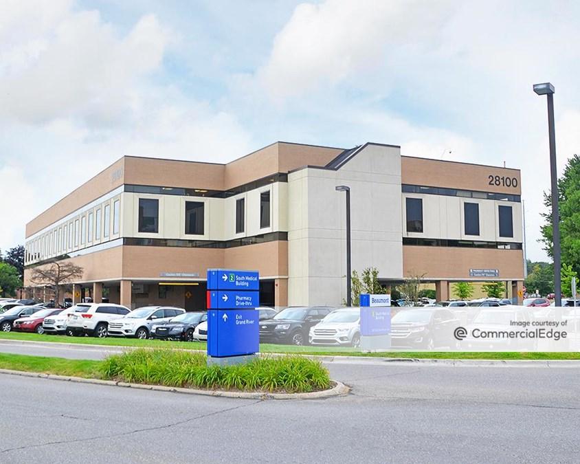 Beaumont Hospital Farmington Hills - South Medical Building