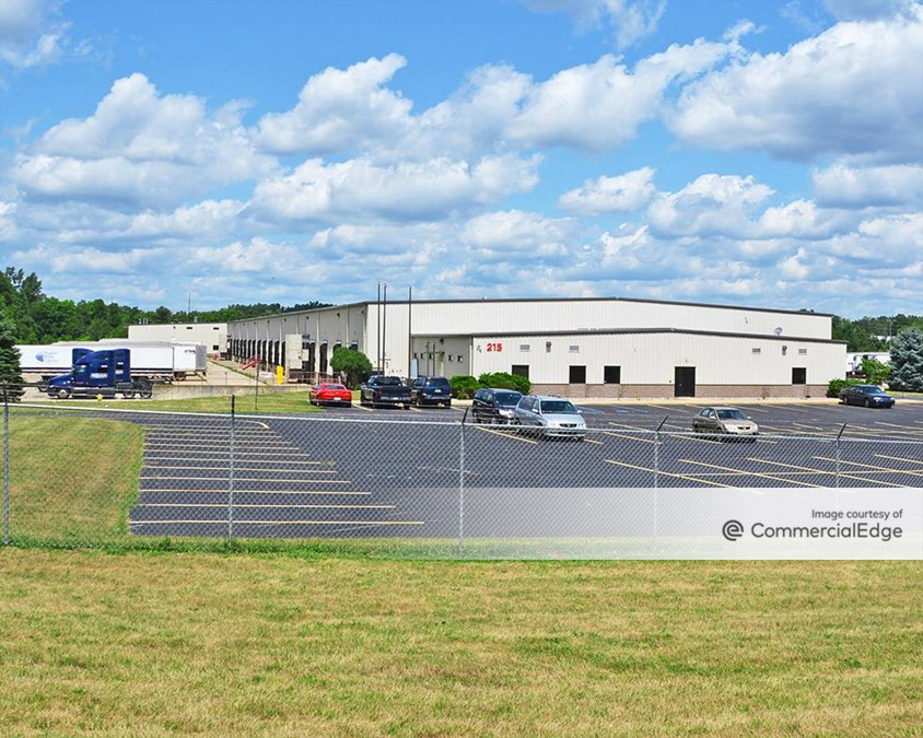 Fort Custer Industrial Park - 215 North Hill Brady Road North