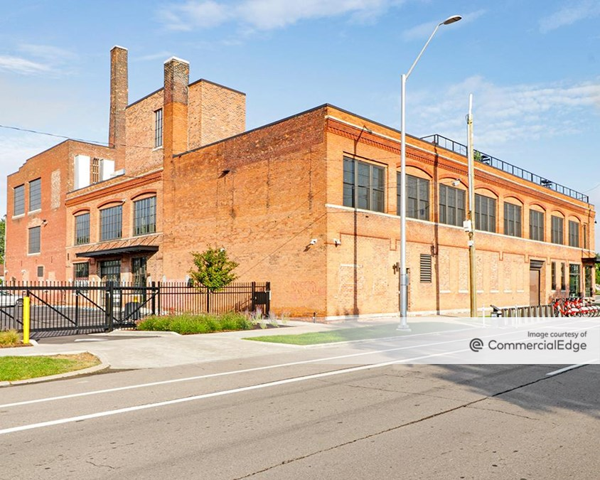 The Factory at Corktown