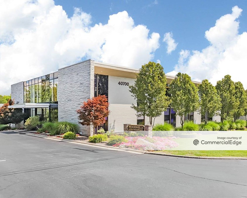 Woodhills Office Building