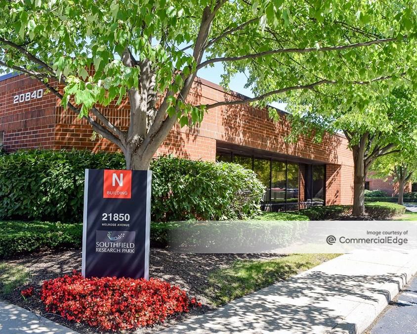 Southfield Research Park