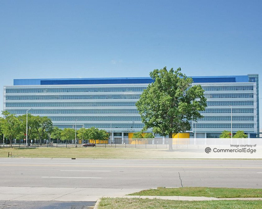 GM Tech Center - 29427 Louis Chevrolet Road & 30003 Fisher Brothers Road