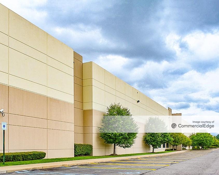 Van Buren Business Center - 8500 Haggerty Road