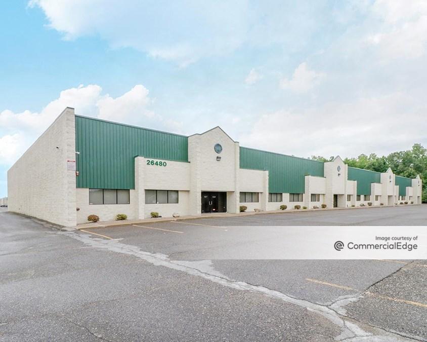 Northline Commerce Park - 26000 Northline Commerce Drive