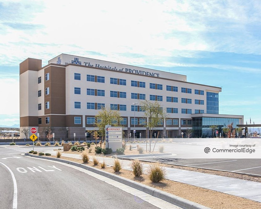 The Hospitals of Providence Transmountain Campus - Medical Office Building